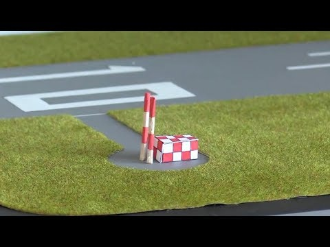 How to build an ILS guidence system for your model airport (any scale)