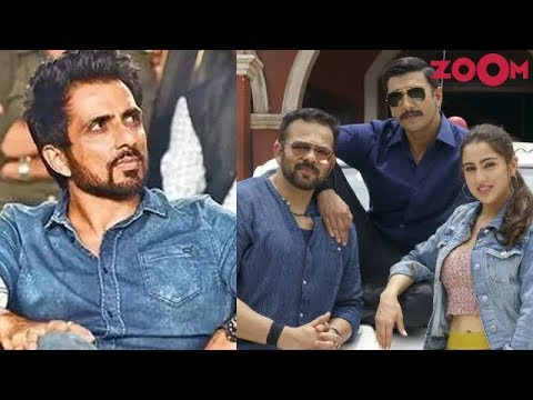 Sonu Sood gets MIFFED with 'Simmba' team | Bollywood News