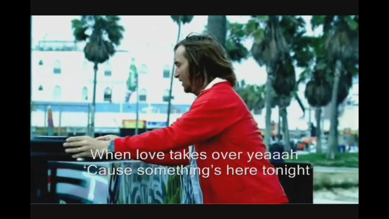 Download David Guetta feat. Kelly Rowland - When Love Takes Over Official Video Lyrics