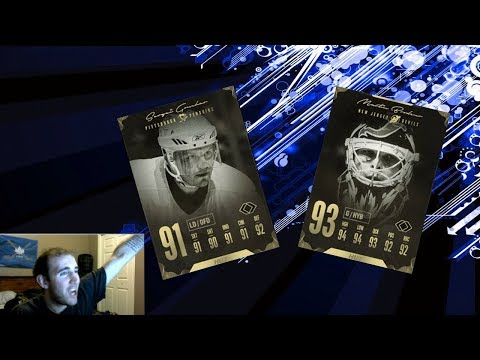 New Legends are out- NHL 18 Pack Opening