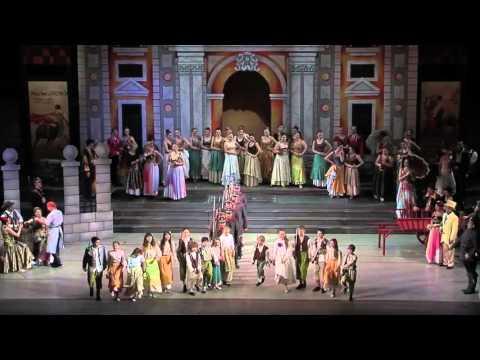 Carmen opera Odessa.Jose Avgust Amonov
