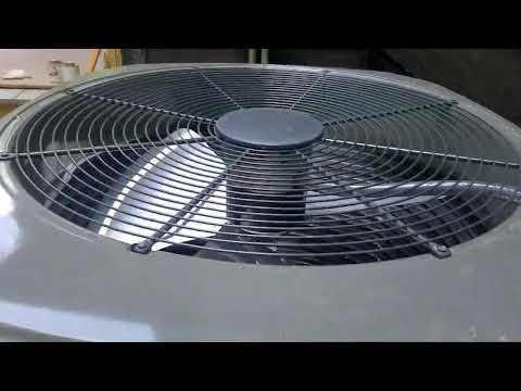 new-2019-trane-xv-variable-speed-17-seer-4-ton-central-air-conditioner-at-a-lake-house