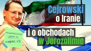 Cejrowski o Iranie i obchodach w Jerozolimie 2020/1/7 Studio Dziki Zachód odc. 39 cz. 1