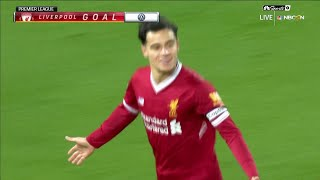 Philippe Coutinho Was UNSTOPPABLE at Liverpool