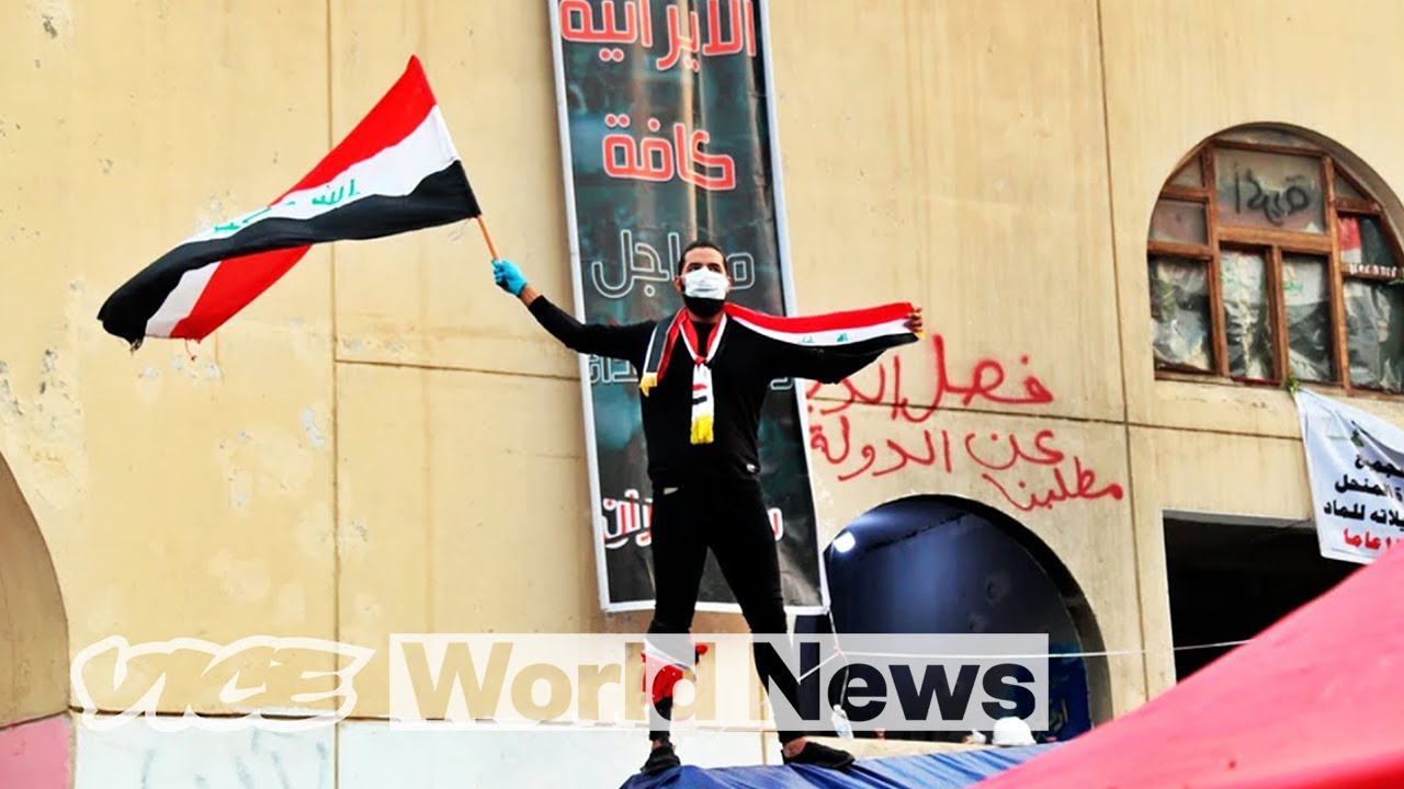 Meet the Young Protesters Who Ousted Iraq's Government | A Decade of Spring VICE NEWS 4MAR21