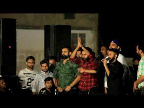 Amrit Maan | Dilpreet Dhillon | Parmish Verma | Desi Crew | Narinder Bath | Live | 2016
