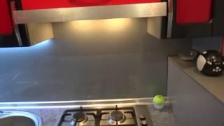 кухня - геометрия стен (рекомендации )| #edblack