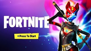 HIER DAS SECRET DER SAISON 5 FORTNITE BATTLE ROYALE SEASON 5 KITSUNE
