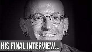 This Was Chester Bennington's LAST Interview... (VERY SAD Interview)