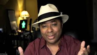 The Blues: The Authentic Narrative of My Music and Culture with Chris Thomas King and Dr. Lusane