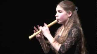 Lucie Horsch Nationale Finale 2012 Prinses Christina Concours