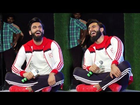 Ranveer Singh's FUNNY Interview
