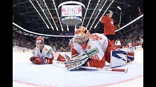 АСКАРОВ Вратарь 1 в сборной России Это не суперсэйв а моя ошибка