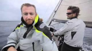 Oakcliff All-American Offshore Team: Rolex Fastnet Race, Day 2 report