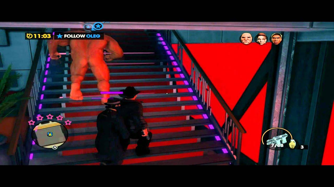Saints Row: The Third, Co-op with Josh Ep. 1- Josh wants