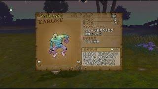 ドラクエ10 転生モンスター マッドレインボー Dragon Quest10 Rare monster