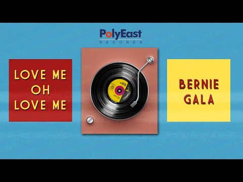 Bernie Gala - Love Me Oh Love Me - (Official Lyric Video) - 동영상