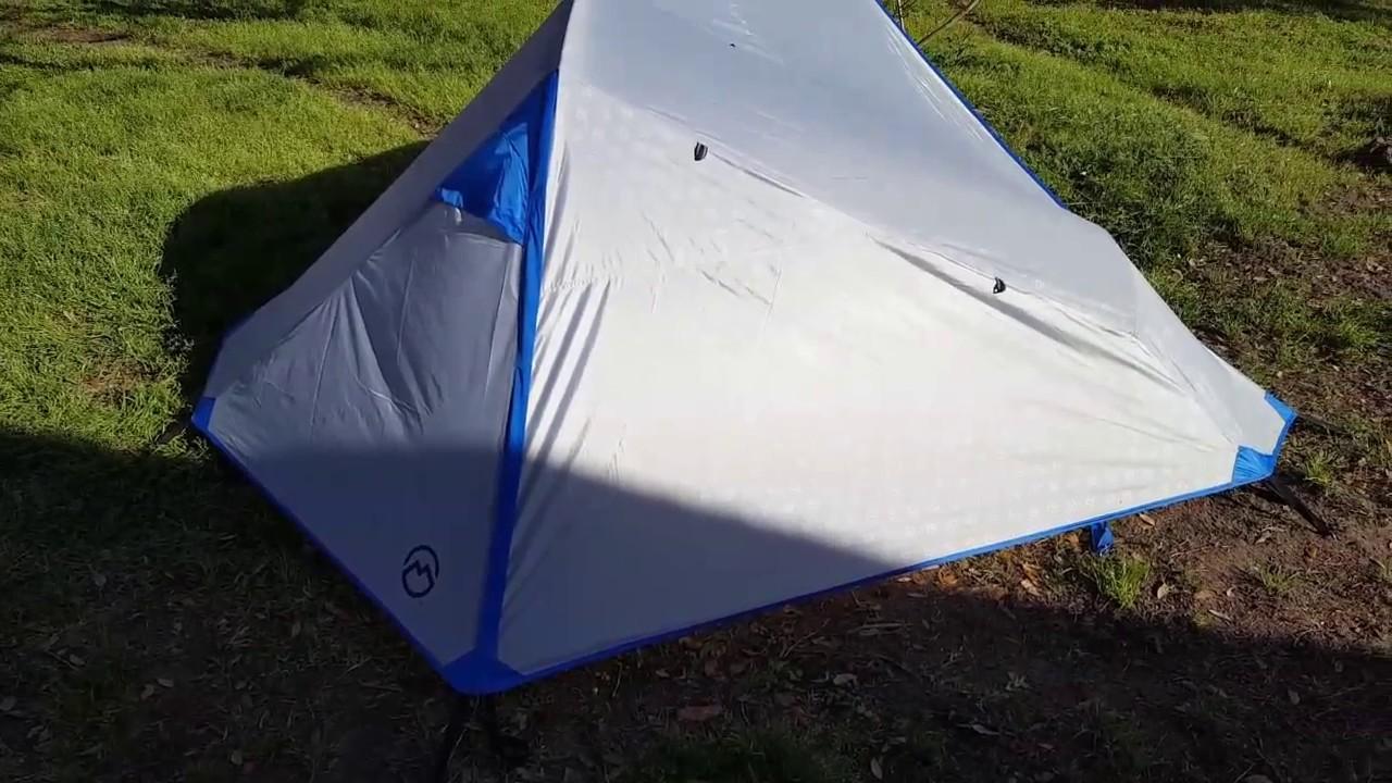Magellan Kingu0027s Peak II Hiking Tent & Magellan Kingu0027s Peak II Hiking Tent - YouTube