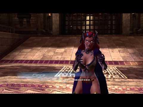 Toxicity, Wonder Woman vs. Circe