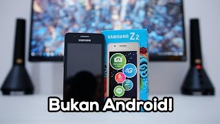 Unboxing Samsung Z2 (Tizen OS) Indonesia - Baru Rasa Lama