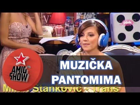 Muzička Pantomima - Ami G Show S11 - E45