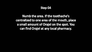 Pain Toothache Tips and Guide