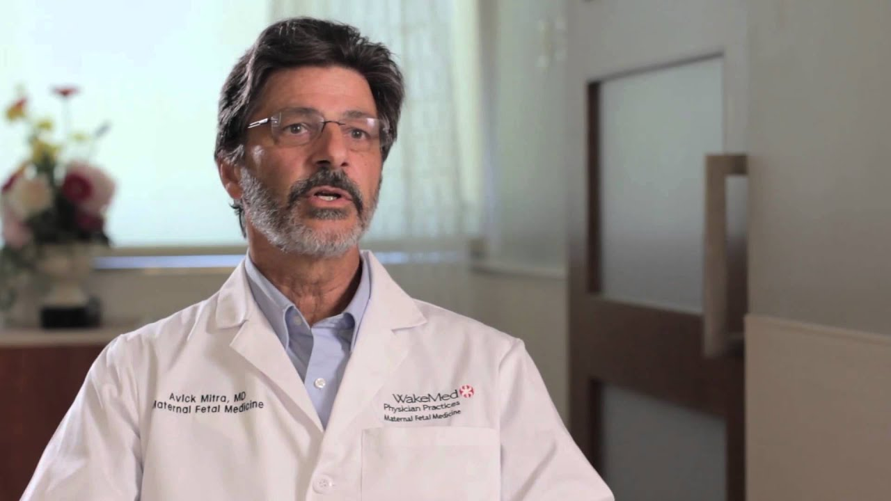 Comprehensive, High-Risk Obstetrics at WakeMed North - Dr  Avick Mitra