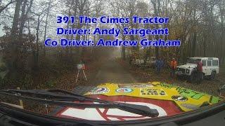 Rallye Plaines et Vallees 2014 - Cimes Tractor ES13 St Andre