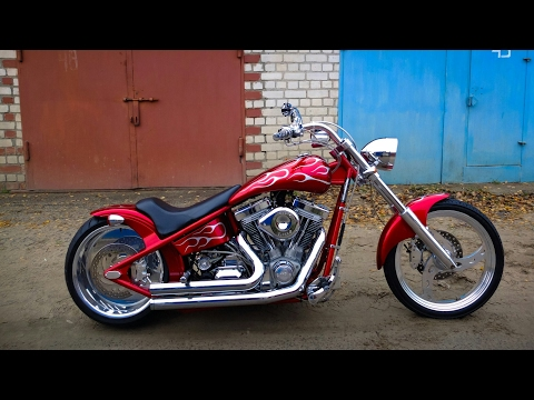 American Ironhorse Tejas 2002 S&s 113