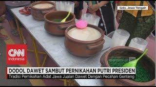 Video Warga Solo Gelar Dodol Dawet Sambut Acara Jokowi Mantu download MP3, 3GP, MP4, WEBM, AVI, FLV Oktober 2018