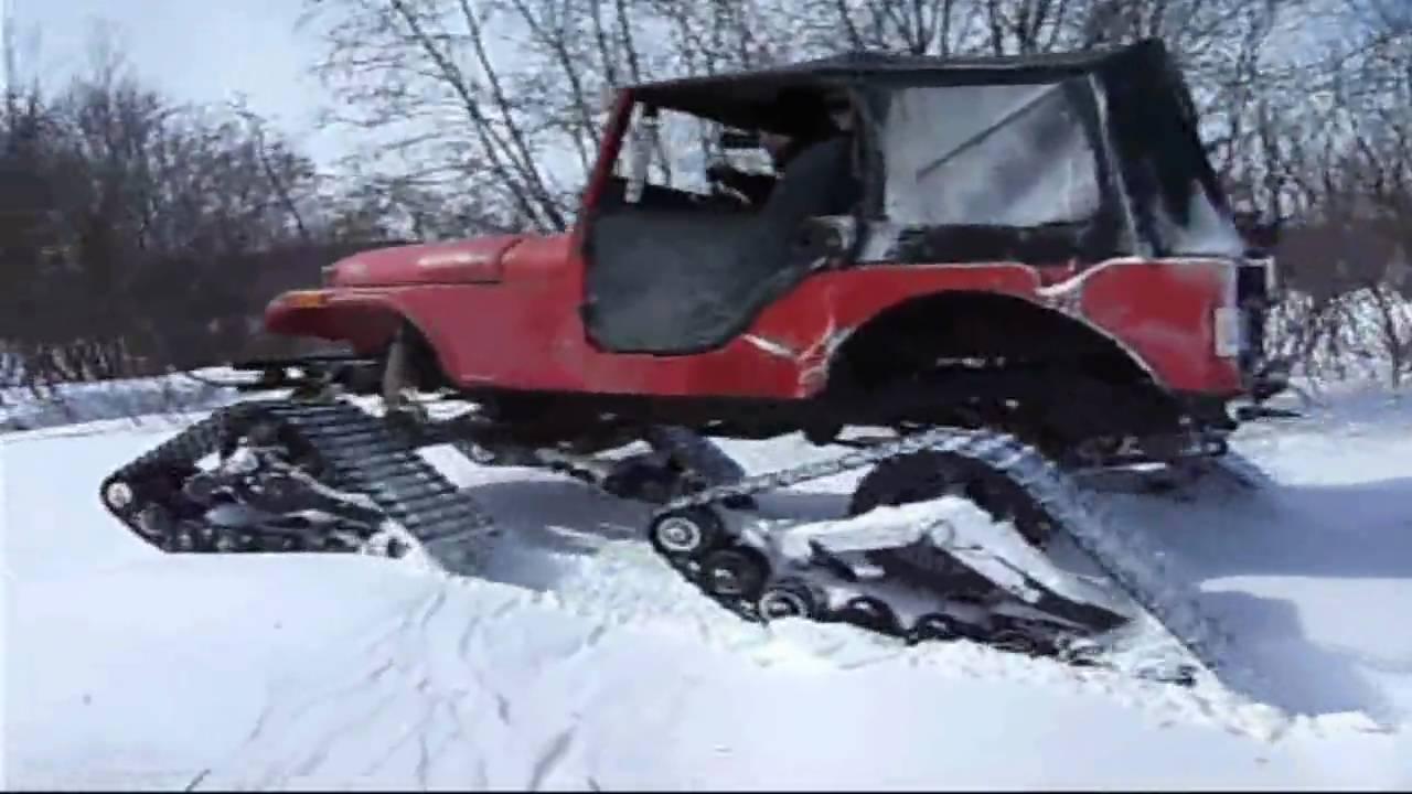 Jeep Cj5 Mattracks 3