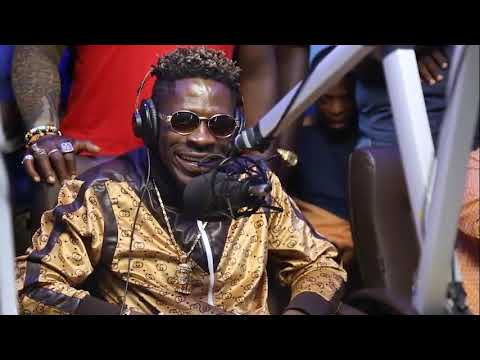 Shatta Wale React to Sarkodie's Advice and a Review of 'The Reign Album'