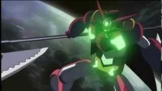 New Getter Robo vs Four Heavenly Kings (NGR-13)