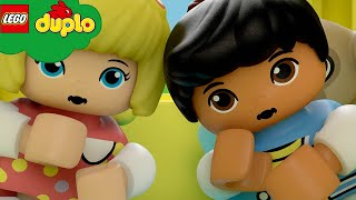 LEGO - Wheels on the Bus   Sing-along with us!   LEGO DUPLO   Kids Songs   Sleep Baby Songs