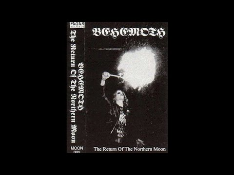 Behemoth (Poland) - The Return Of The Northern Moon (Demo) 1993