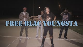 Young Thug - Free Blac Youngsta (Dance Video) shot by @Jmoney1041