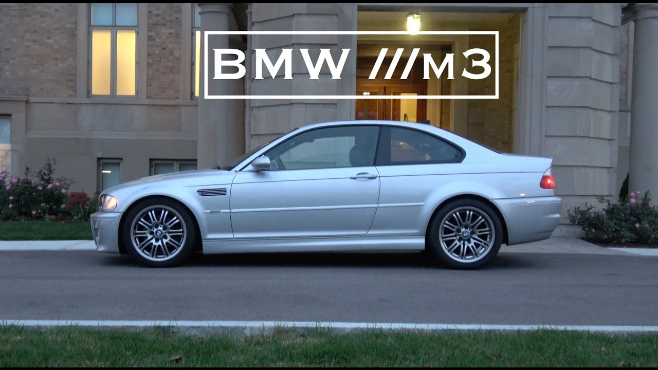 Dinan E46 M3 with 143000 miles 4K  YouTube