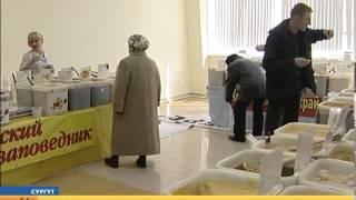 (Инсерт) В Росте открылась региональная ярмарка меда