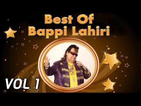 Bappi Lahiri Hit Songs   Top 10 Superhit Songs   Bollywood Evergreen Songs