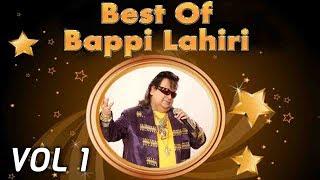 Best Of Bappi Lahiri - Vol 1 | Top 10 Superhit Songs | Bollywood Evergreen Songs