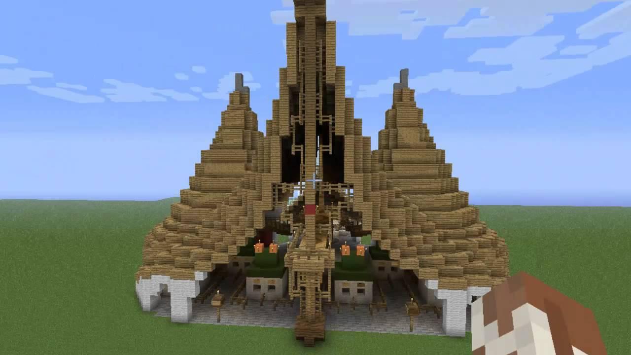 Efteling ingang huis van de vijf zintuigen minecraft inclusief download youtube - Ingang van een huis ...