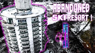 Abandoned Ski Resort - Everything Left Behind