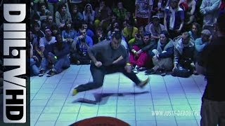 Juste Debout Poland 2012 Popping Battle Finals (DIIL.TV HD)