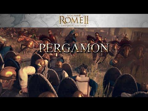 Total War Rome II Factions: Pergamon