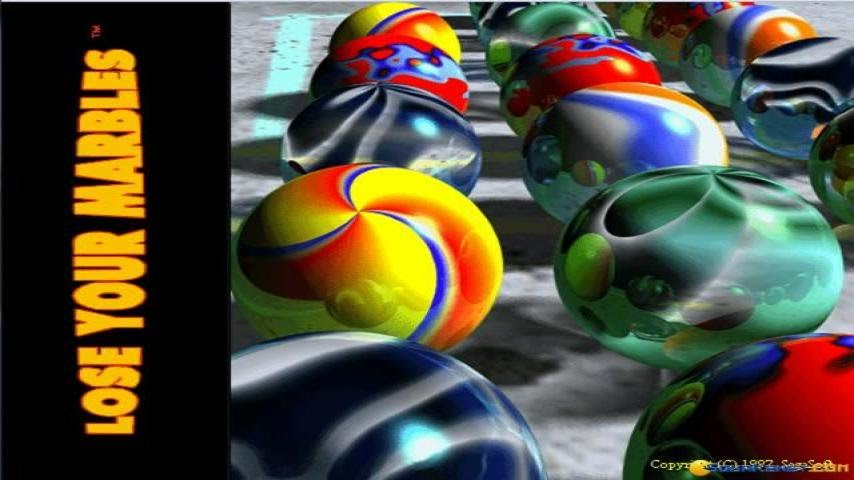 Lose your marbles download (1997 puzzle game).