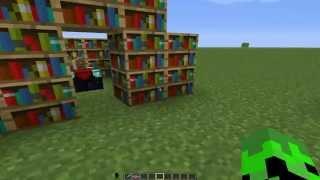 Как в Minecraft сделать книгу зачарований и для чего она нужна [ПерезалиВ](Этот видео урок вам расскажет как сделать книгу зачарований и для чего она нужна ! Извиняюсь сразу за превью..., 2014-12-31T15:10:25.000Z)