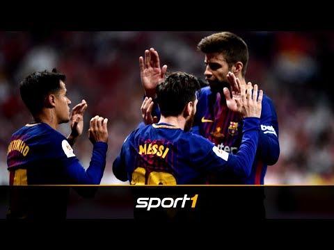 Barca-Star kauft Klub aus Andorra   SPORT1 - DER TAG
