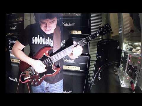 "AC/DC's ""Evil Walks"", The Schaffer Replica™ Series (SoloDallas cover)"