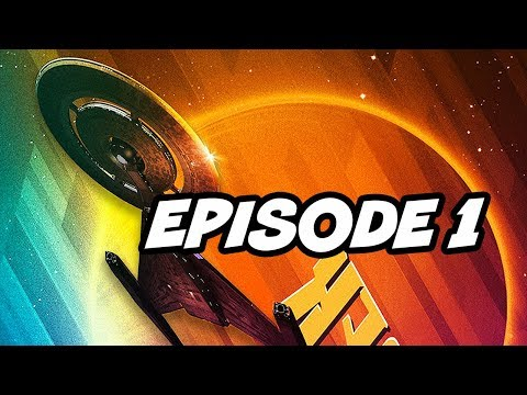 Star Trek Discovery Episode 1 Review - NO SPOILERS