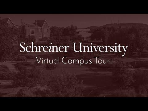 Schreiner University Virtual Campus Tour